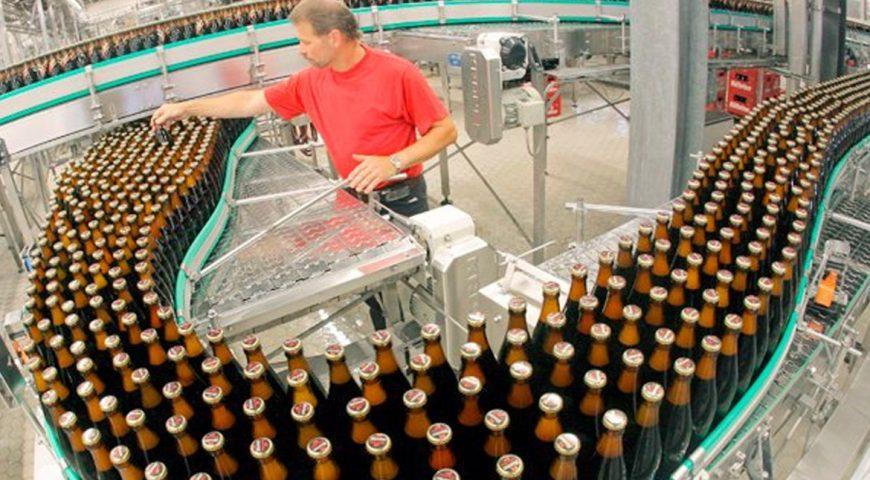 Рынок пива России 2016.